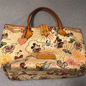 Disney Dooney & Bourke Sketch Bag